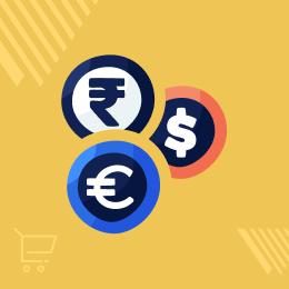 CS-Cart Advance Live Currency Converter