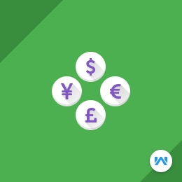 Marketplace Multi Currency for WordPress WooCommerce