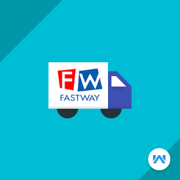 Magento 2 Fastway Shipping