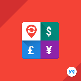 Magento Geolocation Currency Converter
