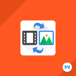 Magento Image Video Switcher