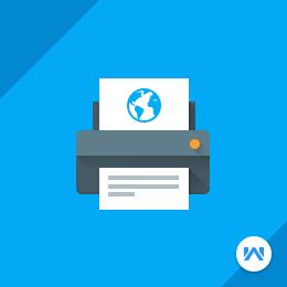 CS-Cart Web To Print