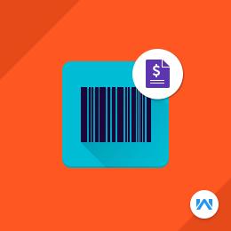 Odoo Invoice Barcode Scanning