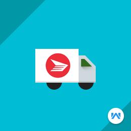 Laravel eCommerce Canada Post Shipping