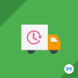 Laravel eCommerce Delivery Time Slot