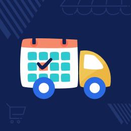 Laravel Marketplace Delivery Time Slot