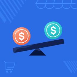 Magento 2 Marketplace Seller Price Comparison