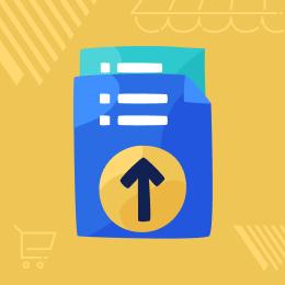 Magento 2 Mass Upload Marketplace Add-on