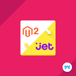 Magento 2 Jet Connector