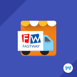 Magento Marketplace Fastway Shipping