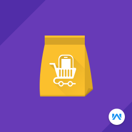Magento Mobikul Grocery Store - Mobile App