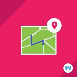 Odoo Map Widget