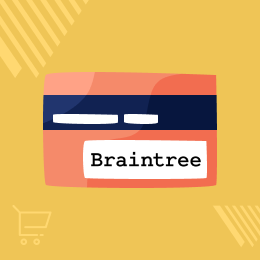 Opencart Braintree Payment Method