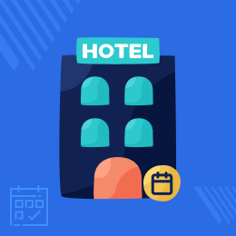 Opencart Hotel Booking System