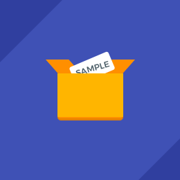 Prestashop Sample Product