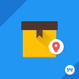 Prestashop Set Your Delivery Location