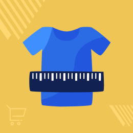 Shopware 6 Product Size Chart