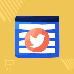 Slide Tweet for Magento 2