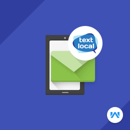 Odoo Textlocal SMS Gateway