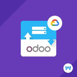 Odoo Google Cloud Storage