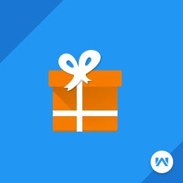 Odoo Website Gift Wrap