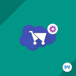 Salesforce WedgeCommerce