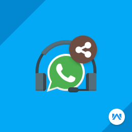 Prestashop WhatsApp Support and Share