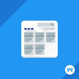 Prestashop WordPress Blog