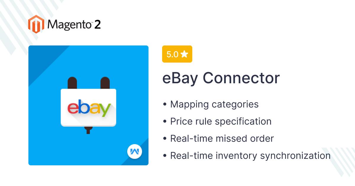Magento 2 Ebay Integration Ebay To Magento2 Connector Webkul