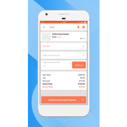 Mobikul POS Mobile App | Android Point Of Sale Application Builder