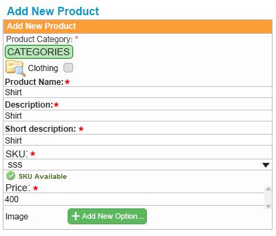 add virtual product