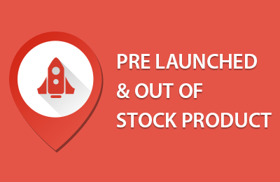 works for PRE Launched & out of stock product