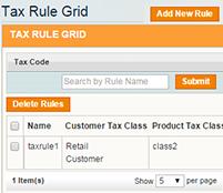 tax rule